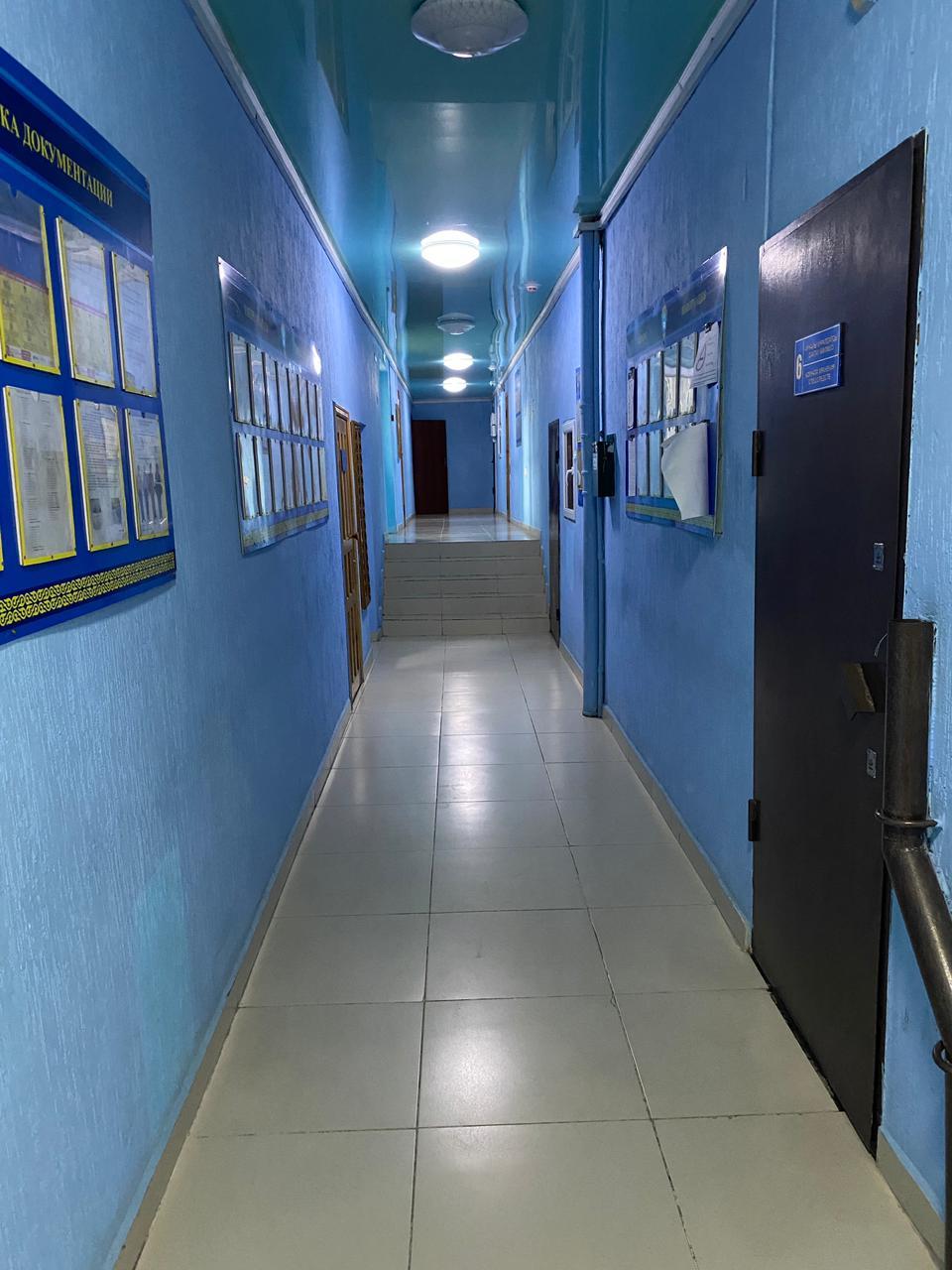 Общежитие курсантов