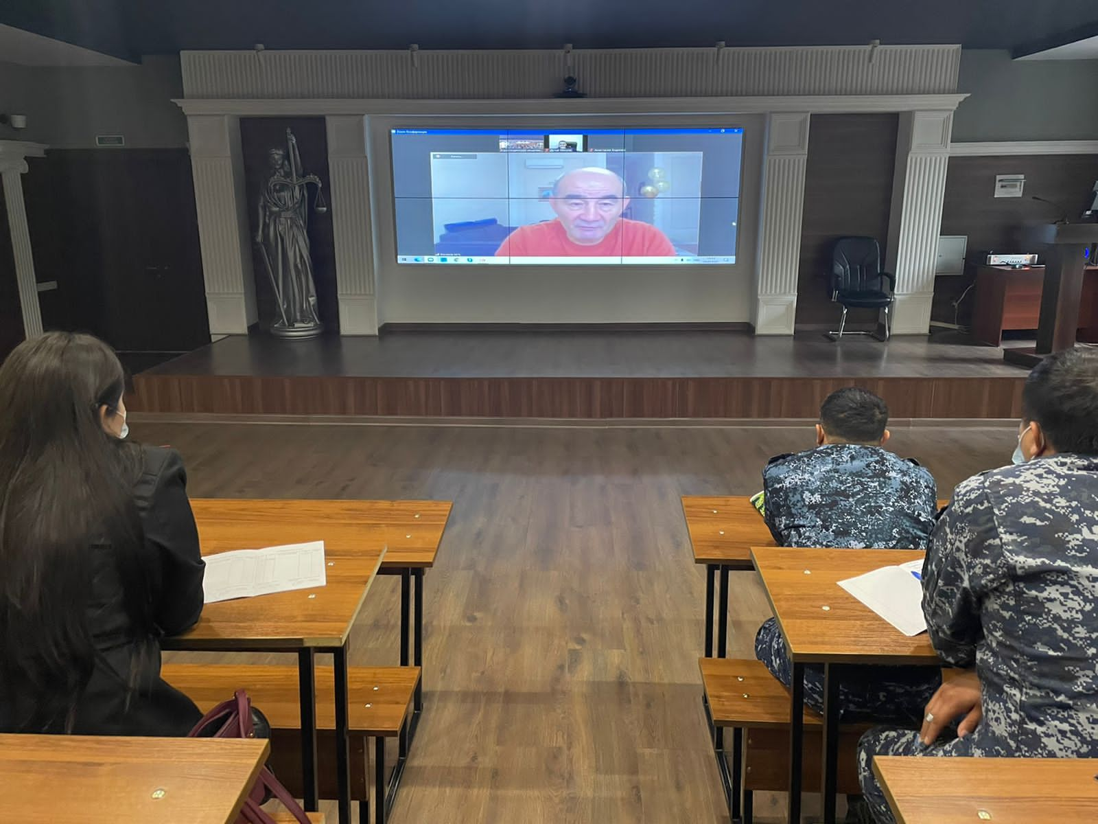 Научная школа профессора Когамова